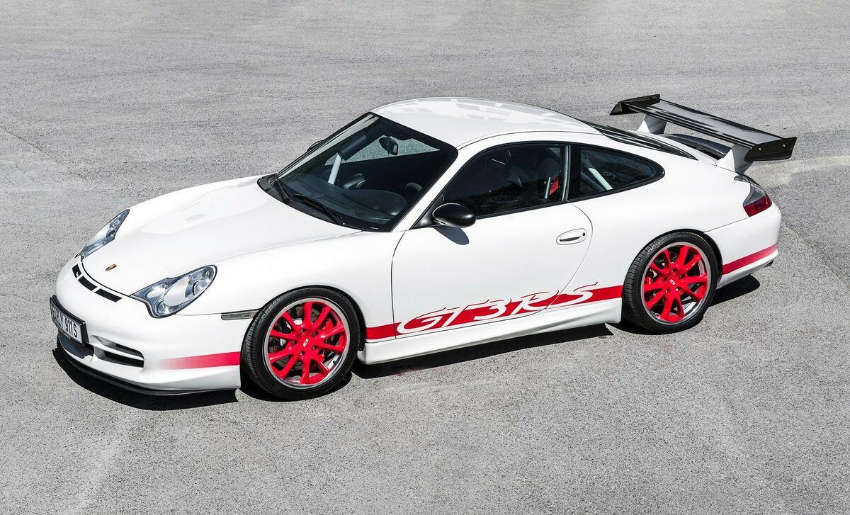 Porsche 996 Gt3rs Gt3 Rs Early911s En