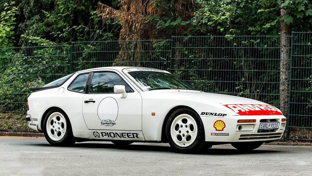 Porsche 944 Turbo Cup Early911s En